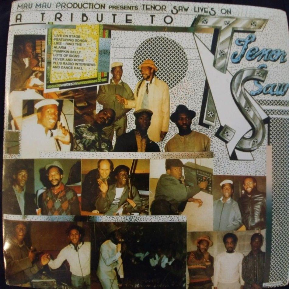 Madlib Samples #26 (Bandana Edition) – Tenor Saw, Yami Bolo